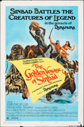 """Movie Posters:Fantasy, The Golden Voyage of Sinbad (Columbia, 1973). Folded, Fine/Very Fine. One Sheet (27"""" X 41"""") Style A, Mort Kunstler Artwork. ..."""