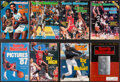 Basketball Collectibles:Others, 1983-2013 Michael Jordan on Cover of Sports Illustrated Full Run of 50....