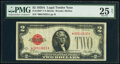 Small Size:Legal Tender Notes, Fr. 1502* $2 1928A Legal Tender Star Note. PMG Very Fine 2...