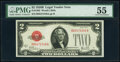 Small Size:Legal Tender Notes, Fr. 1503 $2 1928B Legal Tender Note. PMG About Uncirculate...