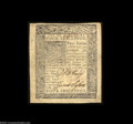 Colonial Notes:Delaware, Delaware January 1, 1776 4s About New. Three jumbo margins ...