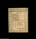 Colonial Notes:Delaware, Delaware January 1, 1776 6s Choice New. Held from Gem by a ...