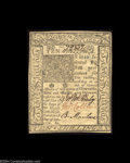 Colonial Notes:Delaware, Delaware January 1, 1776 10s Choice New. Rather tightly ...