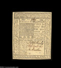 Colonial Notes:Delaware, Delaware January 1, 1776 20s Gem New. A beautiful example, ...