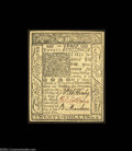 Colonial Notes:Delaware, Delaware January 1, 1776 20s Very Choice New. A perfect ...