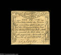 Colonial Notes:Massachusetts, Massachusetts October 18, 1776 6d Very Fine. A beautiful Co...