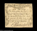 Colonial Notes:Massachusetts, Massachusetts October 16, 1778 6d Very Choice New. This is ...