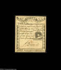 Colonial Notes:Massachusetts, Massachusetts 1779 4s8d Extremely Fine-About New. A lovely,...