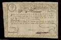 Colonial Notes:Massachusetts, Massachusetts Fiscal Paper. Very similar to MA-15 in ...