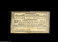 Colonial Notes:New Hampshire, New Hampshire November 3, 1775 30s Fine. A partially split ...