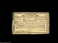 Colonial Notes:New Hampshire, New Hampshire November 3, 1775 40s Very Fine, Split. A ...