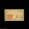 Colonial Notes:New Jersey, New Jersey March 25, 1776 3s Gem New. Beautifully margined ...
