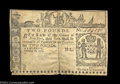 Colonial Notes:New York, New York February 16, 1771 L2 Very Fine. The note has ...