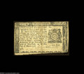 Colonial Notes:New York, New York March 5, 1776 $1/3 Fine-Very Fine. Well ...
