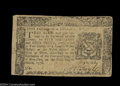Colonial Notes:New York, New York March 5, 1776 $2/3 Very Fine. Plenty of ...