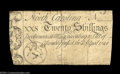 Colonial Notes:North Carolina, North Carolina April 4, 1748 20s Fine-Very Fine. In recent ...