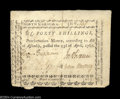 Colonial Notes:North Carolina, North Carolina April 23, 1761 40s Very Fine. The center ...