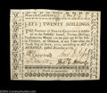 Colonial Notes:North Carolina, North Carolina December 1768 20s Extremely Fine. There is ...