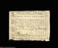 Colonial Notes:North Carolina, North Carolina December 1768 40s Choice Extremely Fine. ...