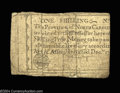 Colonial Notes:North Carolina, North Carolina December 1771 1s Very Good. A fascinating ...