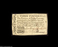 Colonial Notes:North Carolina, North Carolina December 1771 L3 Extremely Fine. Tightly ...