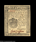 Colonial Notes:Pennsylvania, Pennsylvania April 25, 1776 3d Superb Gem New. One of the ...