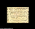 Colonial Notes:Pennsylvania, Pennsylvania Bank of North America August 6, 1789 3d ...