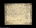 Colonial Notes:South Carolina, South Carolina October 19, 1776 $2 Choice About New. Far ...