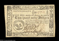 Colonial Notes:South Carolina, South Carolina December 23, 1776 $2 Choice Extremely Fine. ...