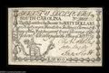 Colonial Notes:South Carolina, South Carolina February 8, 1779 $60 Choice Extremely Fine. ...