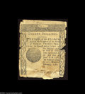 Colonial Notes:Vermont, Vermont February 1781 20s Very Fine-Extremely Fine. This ...