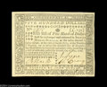 Colonial Notes:Virginia, Virginia May 7, 1781 $500 Choice About New. One of the ...