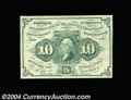 Fractional Currency:First Issue, Fr. 1242 10c First Issue Gem New. A rather common number, ...
