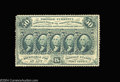 Fractional Currency:First Issue, Fr. 1310 50c First Issue Very Choice New. A near Gem ...