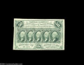 Fractional Currency:First Issue, Fr. 1312 50c First Issue Superb Gem New. An extraordinary ...