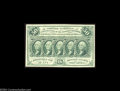 Fractional Currency:First Issue, Fr. 1312 50c First Issue Superb Gem New. Broad, even ...