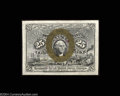 Fractional Currency:Second Issue, Fr. 1283SP 25c Second Issue Gem New Face. This Narrow ...