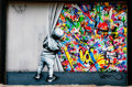Prints & Multiples, Martin Whatson (b. 1984). Behind the Curtain (Wynwood Walls Edition), 2018. Archival pigment print in colors on matte pa...