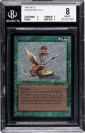 Memorabilia:Trading Cards, Magic: The Gathering Cockatrice Beta Edition (Wizards of the Coast, 1993) BGS NM-MT 8....