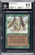 Memorabilia:Trading Cards, Magic: The Gathering Living Plane Legends Edition (Wizards of the Coast, 1994) BGS NM-MT+ 8.5....