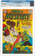 Silver Age (1956-1969):Science Fiction, House of Mystery #147 (DC, 1964) CGC NM/MT 9.8 White pages....