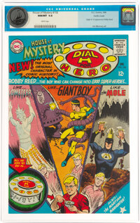 House of Mystery #156 Pacific Coast Pedigree (DC, 1966) CGC NM/MT 9.8 White pages