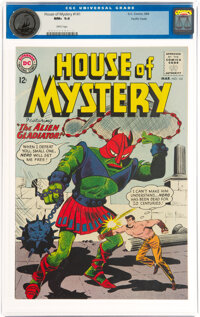 House of Mystery #141 Pacific Coast Pedigree (DC, 1964) CGC NM+ 9.6 White pages