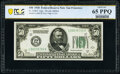 Small Size:Federal Reserve Notes, Fr. 2100-L $50 1928 Federal Reserve Note. PCGS Banknote Gem Unc 65 PPQ.. ...