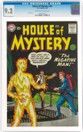 Silver Age (1956-1969):Horror, House of Mystery #84 (DC, 1959) CGC NM- 9.2 Cream to off-white pages....