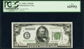 Small Size:Federal Reserve Notes, Fr. 2100-C $50 1928 Federal Reserve Note. PCGS New 62PPQ.. ...
