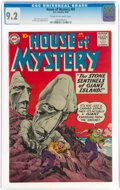 Silver Age (1956-1969):Horror, House of Mystery #85 (DC, 1959) CGC NM- 9.2 Cream to off-white pages....