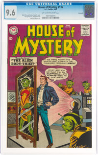 House of Mystery #135 Savannah Pedigree (DC, 1963) CGC NM+ 9.6 Off-white to white pages