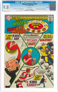 Silver Age (1956-1969):Superhero, House of Mystery #160 Savannah Pedigree (DC, 1966) CGC NM/MT 9.8 White pages....