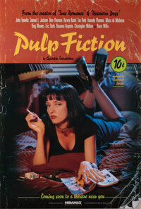 """Pulp Fiction """"Lucky Strike"""" Withdrawn Advance One-Sheet Poster (Miramax, 1994)"""